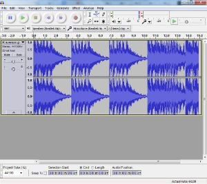 Software Overview - Edit Score